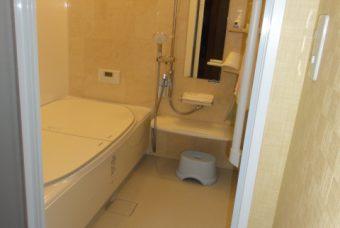 浴室、洗面脱衣室改装工事 大仙市S様