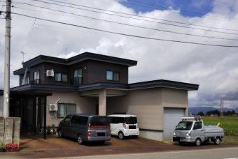 2階 増築工事 美郷町S様邸